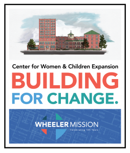 Building for Change logo - Wheeler 125