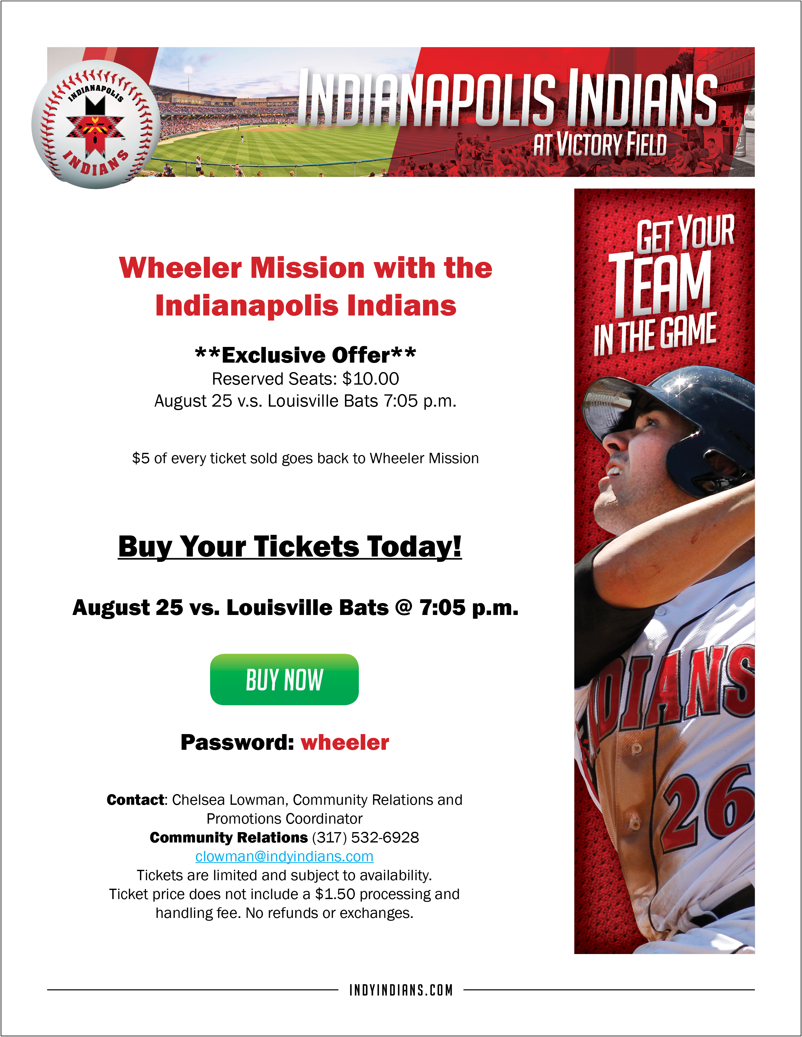 Wheeler Mission Night Flyer 2015