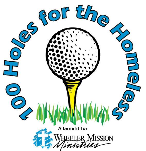 100 Holes Logo web