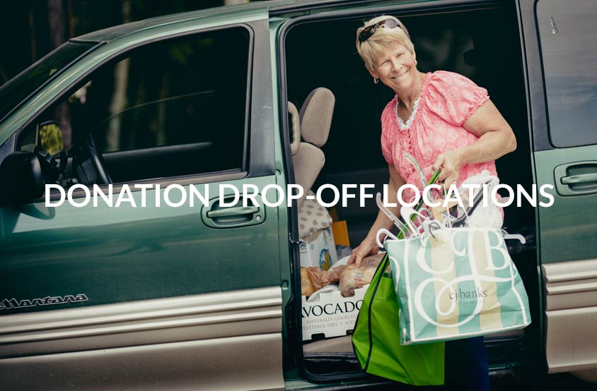 Donation Drop-Off Locations
