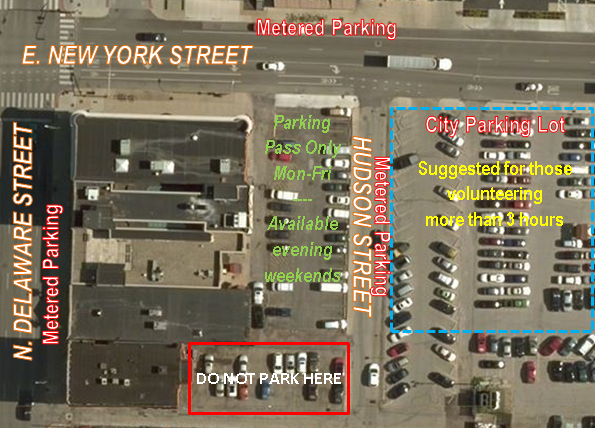 Admin MRC Parking Lot Map2