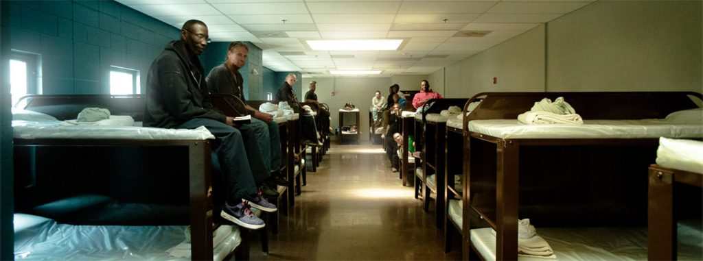 Men's Services | Homeless Shelter for Men in Indianapolis