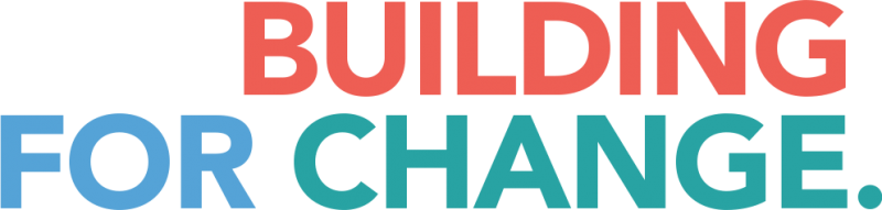 Building for Change.