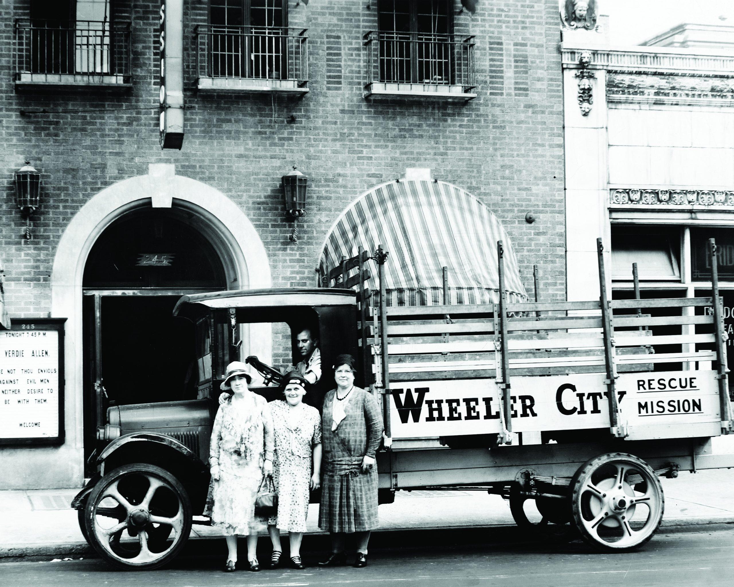 wheeler mission history