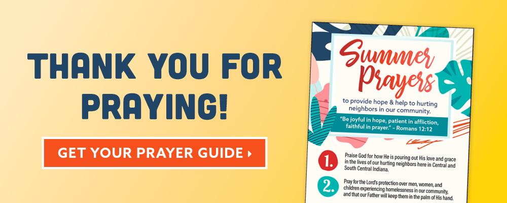 Wheeler Mission Summer Prayer Guide