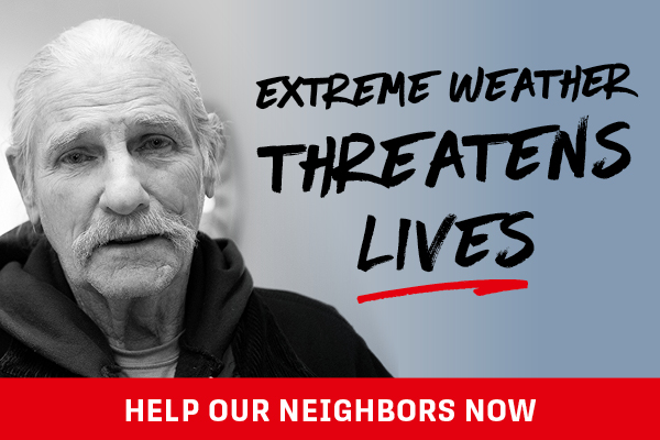 Cold weather threatens lives
