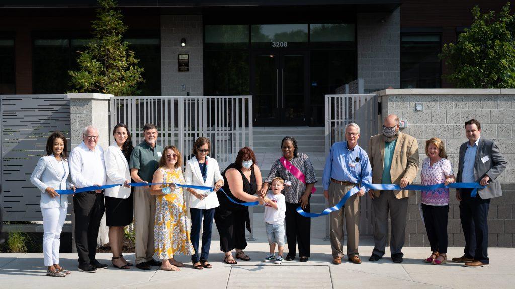 Wheeler Center for Women and Children opening